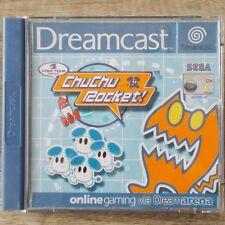 Sega Dreamcast ► ChuChu Rocket! ◄ TOP Zustand!