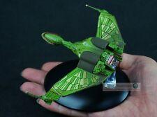STAR TREK Klingon Bird of Prey Eaglemoss Diecast Metal Model Starship A613