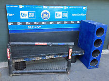 NY Mets Shea Stadium Dugout Section LOA Delivery only to NY NJ PA CT SEE DETAILS