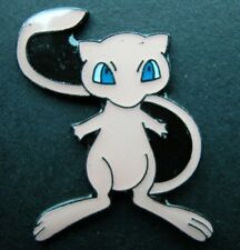 Pokemon Mew Kanto Pokedex anime Pin