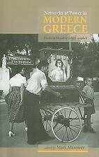 Networks of Power in Modern Greece: Essays in Honor of John Campbell (-ExLibrary