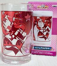 Gurren Lagann Visual Art Glass Yoko Banpresto Ichiban Kuji JAPAN ANIME