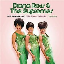 Diana Ross & the Supremes 50th Anniversary Singles Collection 1961-1969 (3-CD)