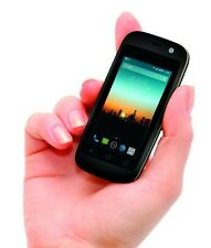 POSH Mobile S240 Smallest phone in the World GSM Unlocked + Android 4G - (Black)
