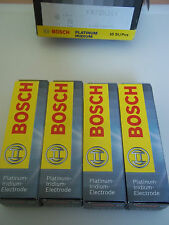 4 x Bosch FR7DII35V Double Iridium Spark Plugs HONDA JAZZ 1.4  99 HP  10/08