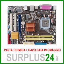 ASUS P5QPL-AM Socket LGA 775 // supporta Core2Quad // Scheda Madre #476