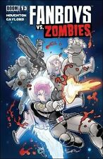 Fanboys vs Zombies #13 (NM) `13 Humphries/ Houghton/ Gaylord