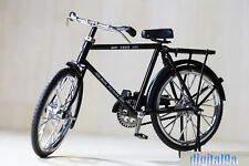 """1/6 Story Scence Accessories BK Bike/Bicycle Model Wheel Movable F 12"""" Figure"""