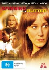 Spinning into Butter (DVD, 2008) DRAMA Sarah Jessica Parker R4 (NEW & unsealed)