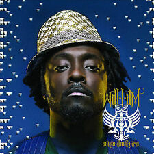 Will.i.am - Songs About Girls - Cd