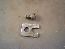 Stanley Bailey No 3 to No 8 Frog Adjusting Clip and Screw (BIN6)