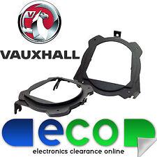 """Vauxhall Corsa C 2000-2006 Rear Side Speaker Brackets Rings 5.25"""" 13cm SAK-3003"""