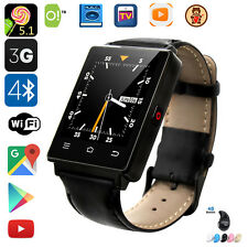Smartwatch Phone No.1 D6,Android 5.1,4-CORE,8GB,3G,WLAN,GPS,BT,Saphir,HD IPS,