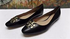 Tory Burch 'Raleigh' Leather Flat - Size 9M - $265