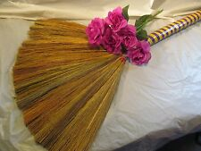 Jump Broom - Jumping the Broom at Your Wedding - Undecorated - FREE SHELLS  P/YL
