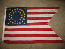 3x5 Union Cavalry Guidon Flag 3'x5' Banner Brass Grommets