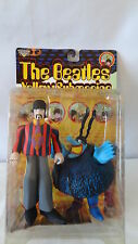 The Beatles 1999 Ringo Starr with Meanie Yellow Submarine Figurine MIB #F257
