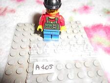 LEGO  VINTAGE  MINIFIG  OMINO  BANDIT Minifigure ROCK RAIDERS 4930 4920 4990