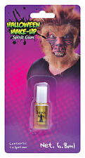 SPIRIT GUM WITH BRUSH BLISTER CARDED HALLOWEEN MAKE UP ACCESSORY FANCY PARTY