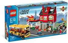 LEGO® City 7641 Stadtviertel mit Bus NEU OVP_ City Corner NEW MISB NRFB