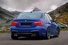 BMW E90 1M style Rear bumper body kit not m3 msport