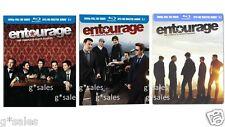 Entourage TV Series ~ Complete Season 6-8 (6 7 & 8) BRAND NEW 7-DISC BLU-RAY SET