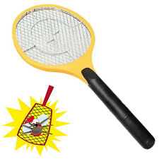 Fly Zapper Swatter Net Racket Electronic Mosquito Insect killer Bug