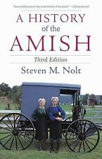 A History of the Amish: Third Edition, Nolt, Steven M., New Books