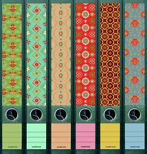 File Art 6 Design carpeta-etiquetas pattern a.... 607