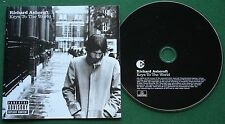 Richard Ashcroft Keys to The World inc Words Just Get in The Way + CD