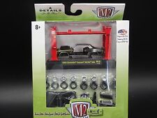 1969 CHEVROLET CAMARO RS/SS 396 2017 M2 MACHINES Model Kit R12 17-02 1:64