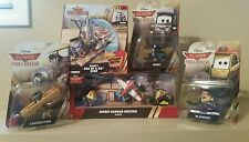 Disney's Planes Fire & Rescue lot of diecast and story set