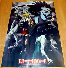 Poster A3 Death Note 04