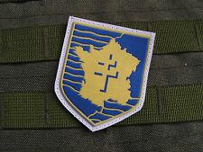 Patch Velcro - 2 ème DB - Division Blindée - WW2 Leclerc De Gaulle Libération