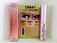 Too Faced Better than sex mascara 0.17 Oz.