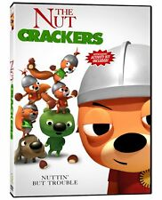 DVD - Animation - The Nut Crackers: Nuttin' But Trouble - Alex Colls