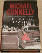 Michael Connelly SIGNED The Lincoln Lawyer UKHC 1st Edn
