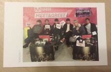 B.A.P BAP Mwave exclusive photo card (in polaroid style) very limited and rare