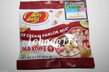2 x US Jelly Belly ICE CREAM PARLOR MIX 87g each bag