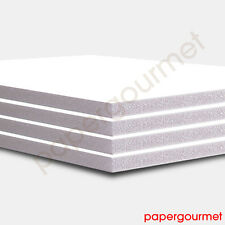 A3 Foam Board 5mm (10 pack) Paper Coated, (FOAM CORE) WHITE Ref:FB111