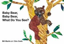 Baby Bear, Baby Bear, What Do You See?, Priddy, Roger, Good Book
