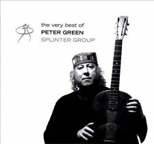 The Very Best Of Peter Green Splinter Group • 2 CD Book/Set