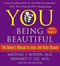 You Being Beautiful Dr. OZ 5 CD Audiobook Factory Sealed New