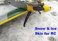 Snow Skis get ready for the snow fit all types RC models just replace wheels UK