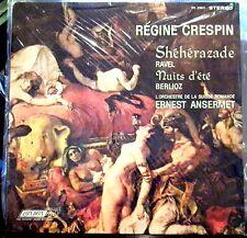 Ravel/Berlioz/Ansermet   Sheherazade; Nuits d'ete   FFSS London
