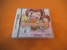 Cooking Mama 3 Nintendo DS