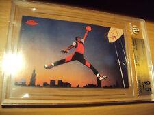 1985 Nike Michael Jordan rookie BGS GEM MINT 9.5 graded # 2 Beckett Free Ship