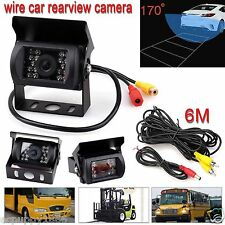 Bus Car Truck Night Vision PAL Reverse Rearview Camera For Backup Parking system
