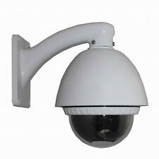 CCTV Security 700TVL Sony CCD mini PTZ speed dome Camera outdoor 10x auto zoom