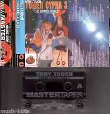 TONY TOUCH - Power CYPHA Part 3 Mastertapes ★ MC Musikkassette Cassette